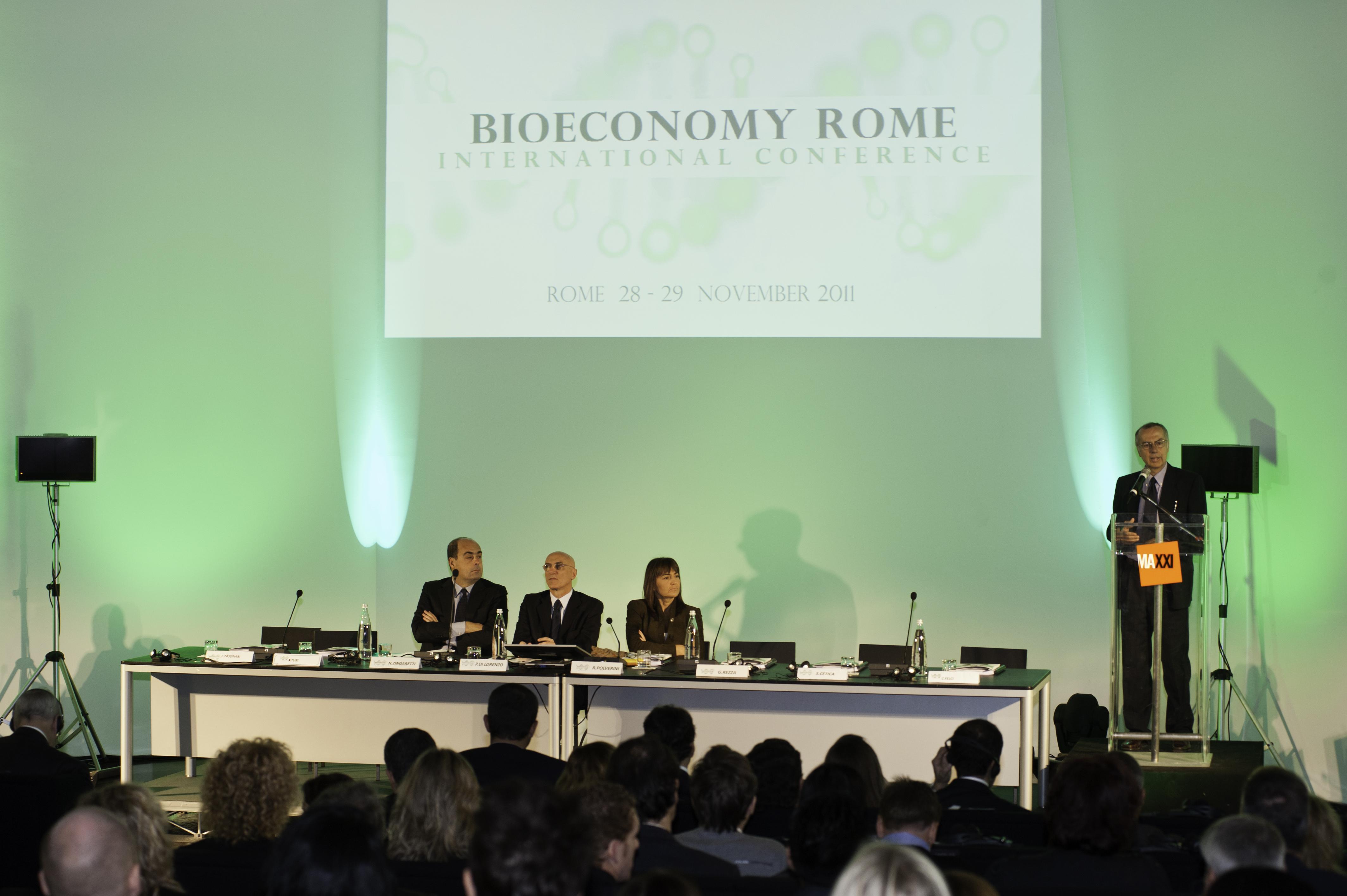 Piero Di Lorenzo Bioeconomy 2011