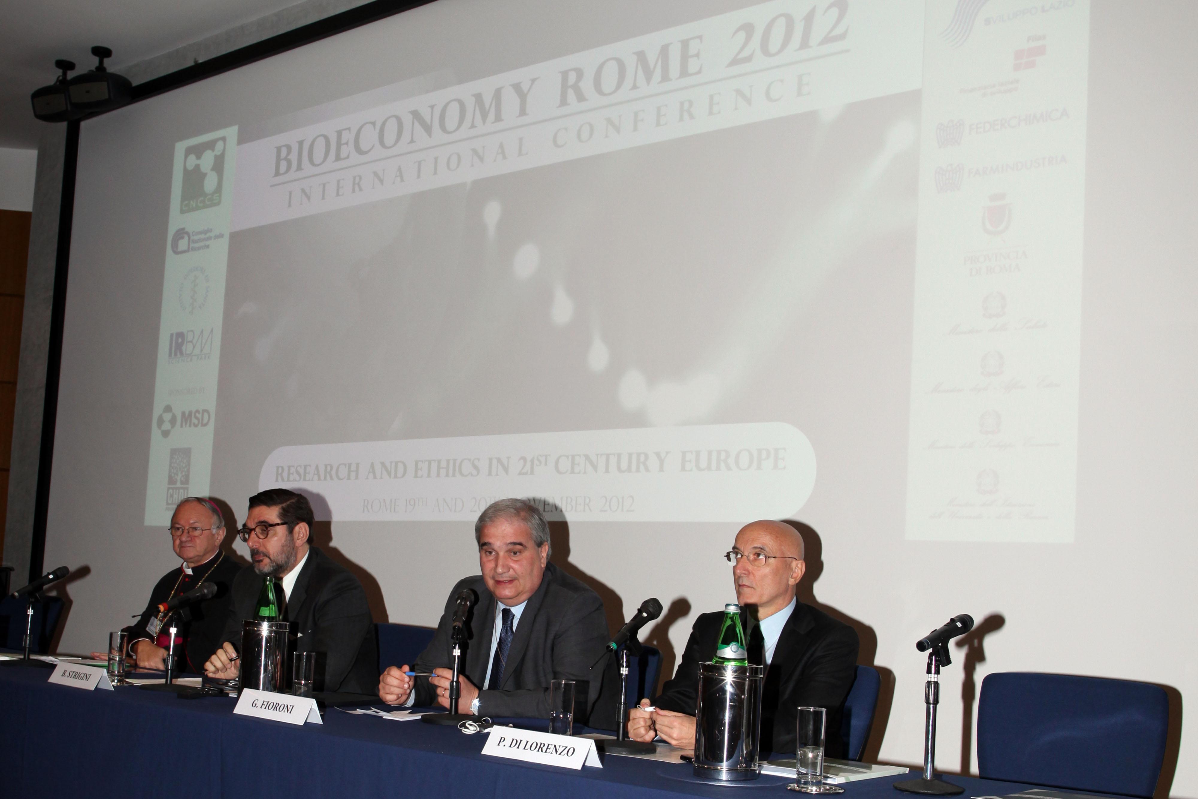 Piero Di Lorenzo Bioeconomy Rome